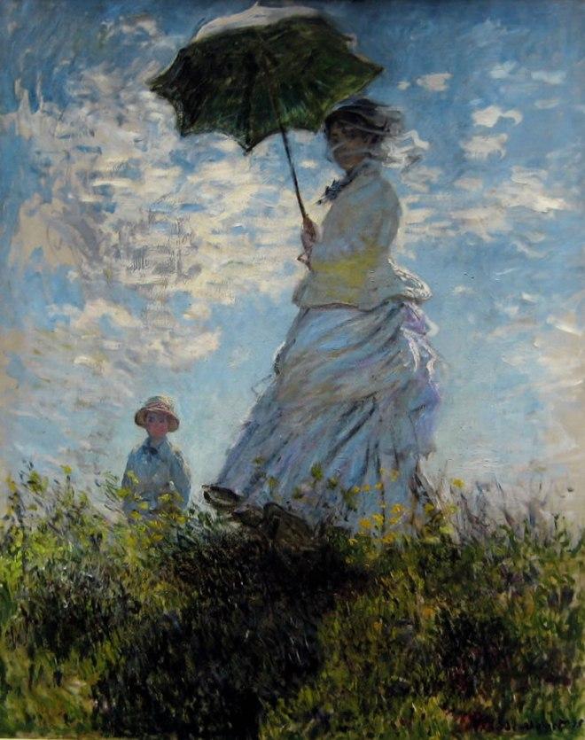 Claude Monet: Promenade