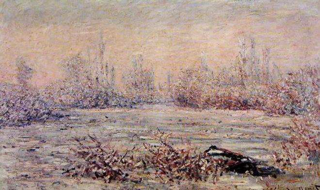 Claude Monet: La brina