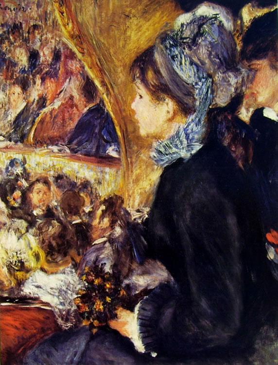 Renoir - La prima uscita