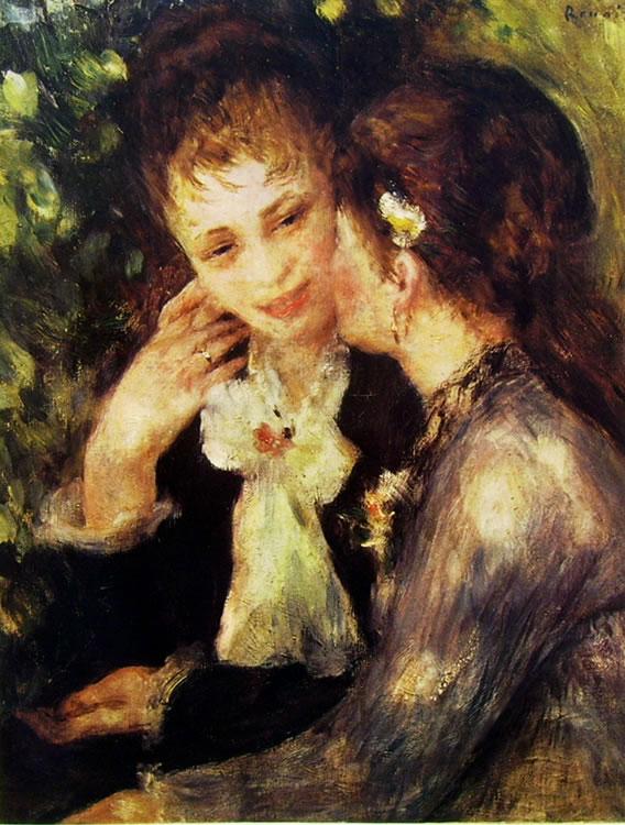 Renoir - Confidenze