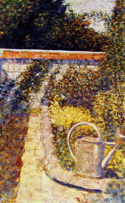 Georges-Pierre Seurat: L'annaffiatoio