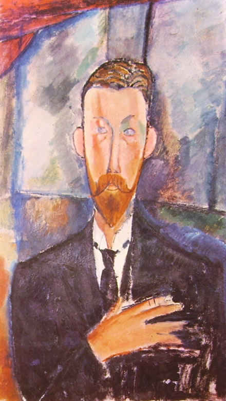 Amedeo Modigliani: Paul Alexandre
