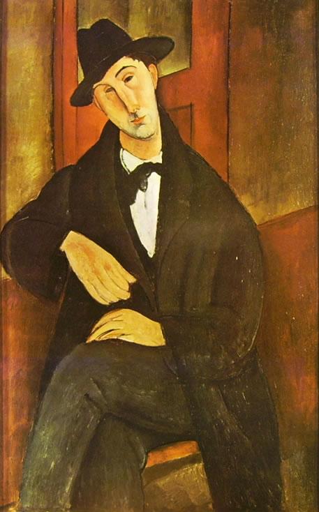 Amedeo Modigliani: Mario Varvogli