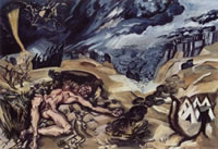 Apokalyptische Landschaft