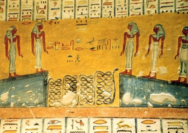 La tomba di Ramesse IV