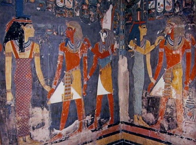 Tomba di Horemhab (KV57)