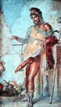 Casa Viettii di Pompei: Priapo