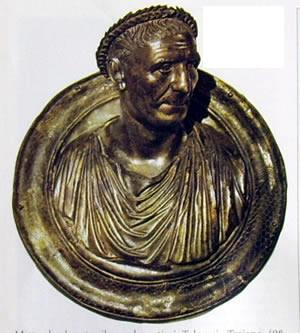 Traiano, bronzo, Museo Archeologico di Ankara