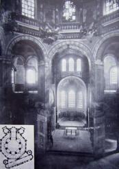 Interno della Chiesa di San Vitale