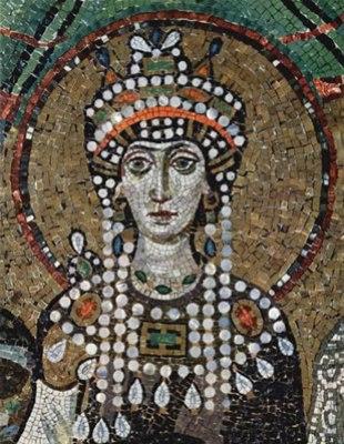 Imperatrice Teodora (San Vitale, Ravenna)