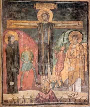 Crocifissione (Santa Maria Antiqua)