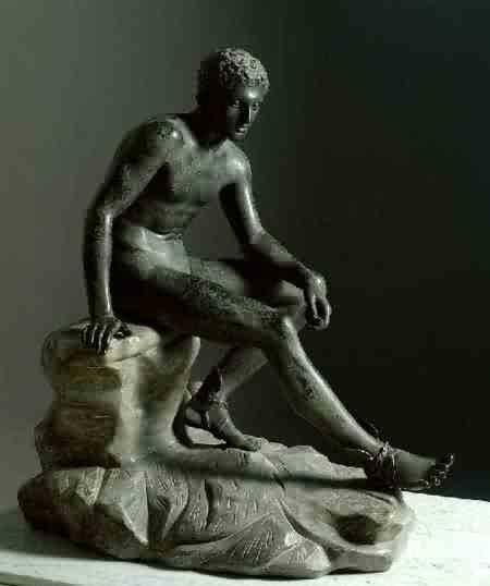 Hermes in riposo