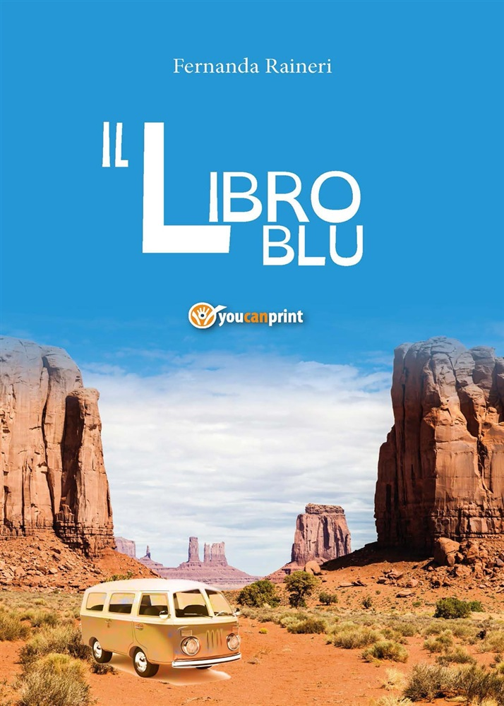 Il libro Blu Book Cover