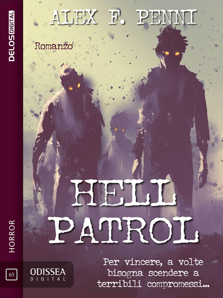 Hell Patrol Book Cover