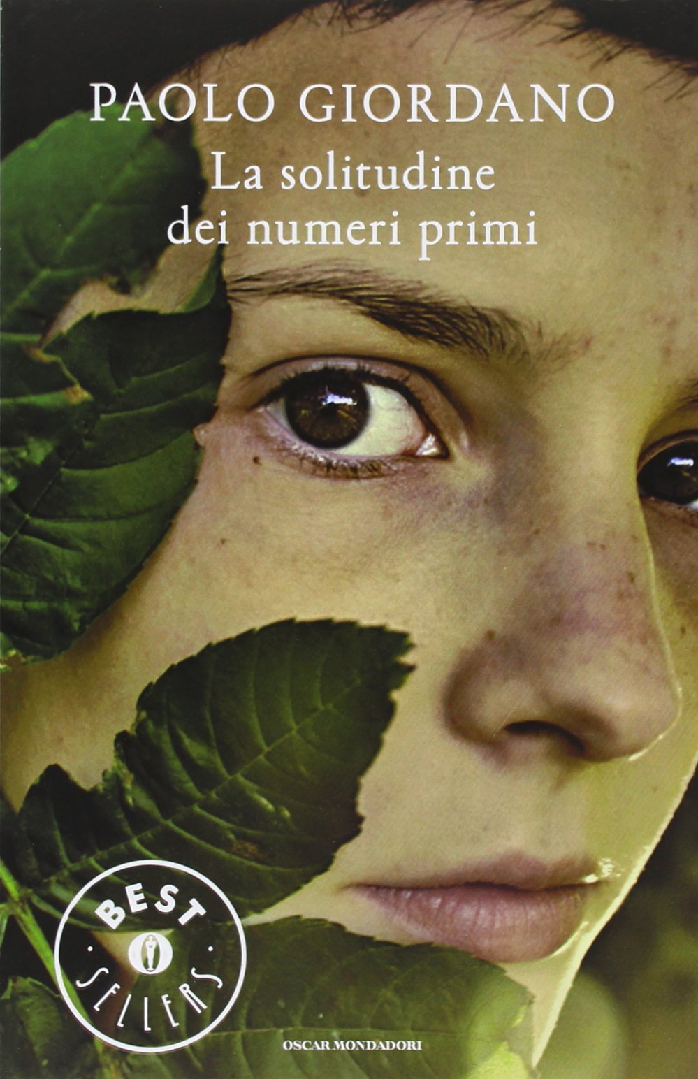 La solitudine dei numeri primi Book Cover