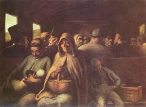 Daumier_vagone_di_terza_classe