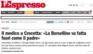 espresso crocetta