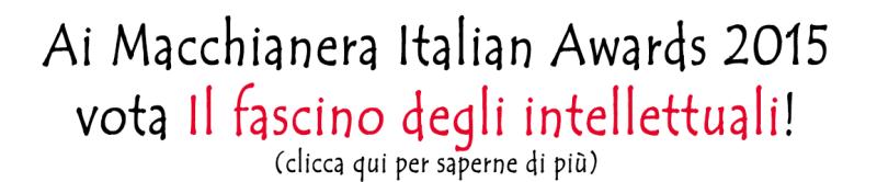 macchianera italian awards