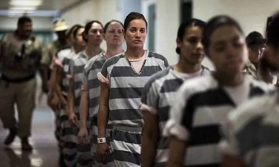 sessualità carcere donne