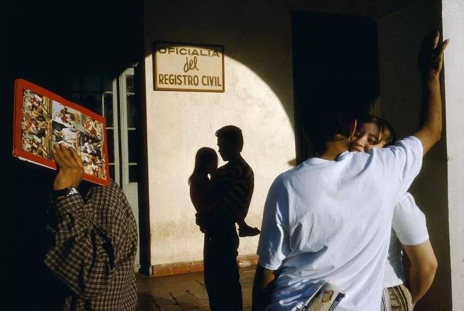 ©Alex Webb, Nuevo Laredo, Messico, 1996