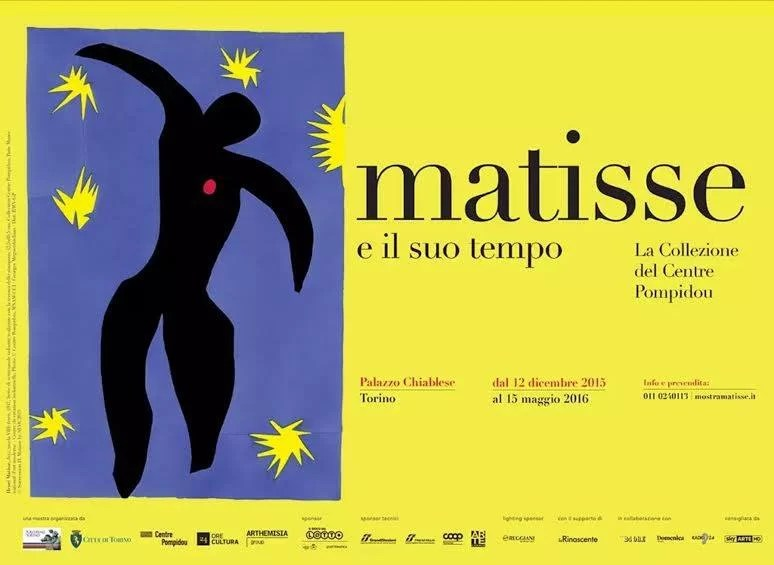 Matisse a Palazzo Chiablese, Torino