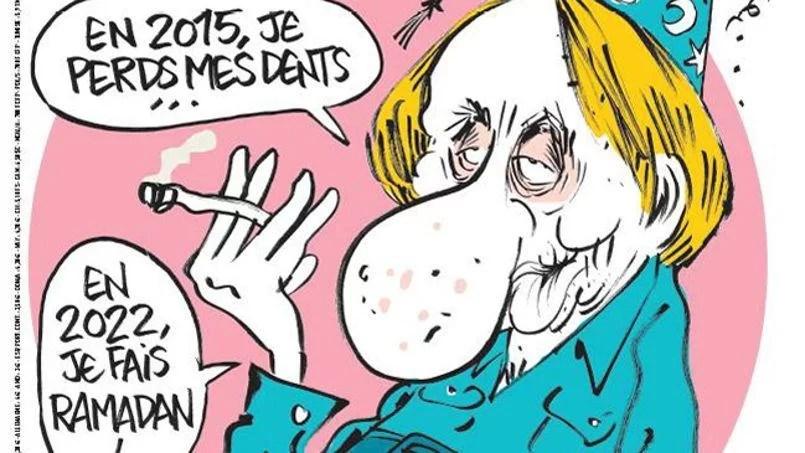 Michel Houellebecq - Charlie Hebdo