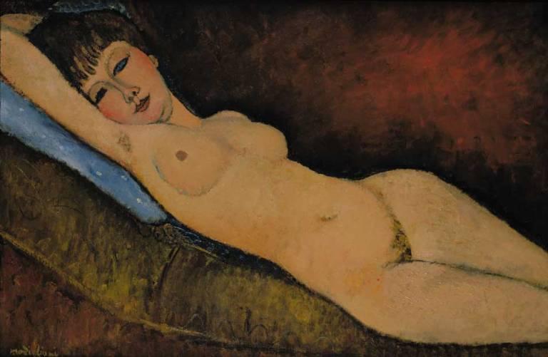 I nudi di Modigliani: scandalo e seduzione