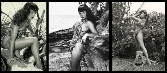 Bettie in the Jungle