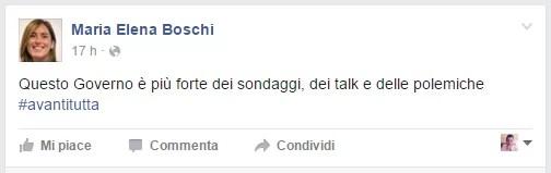 Tweet Boschi