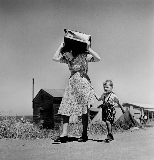 © Robert Capa, 1948