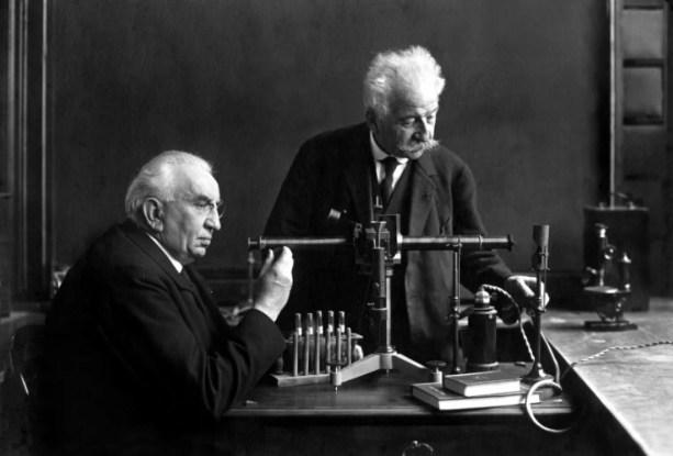 I fratelli Auguste e Louis Lumière