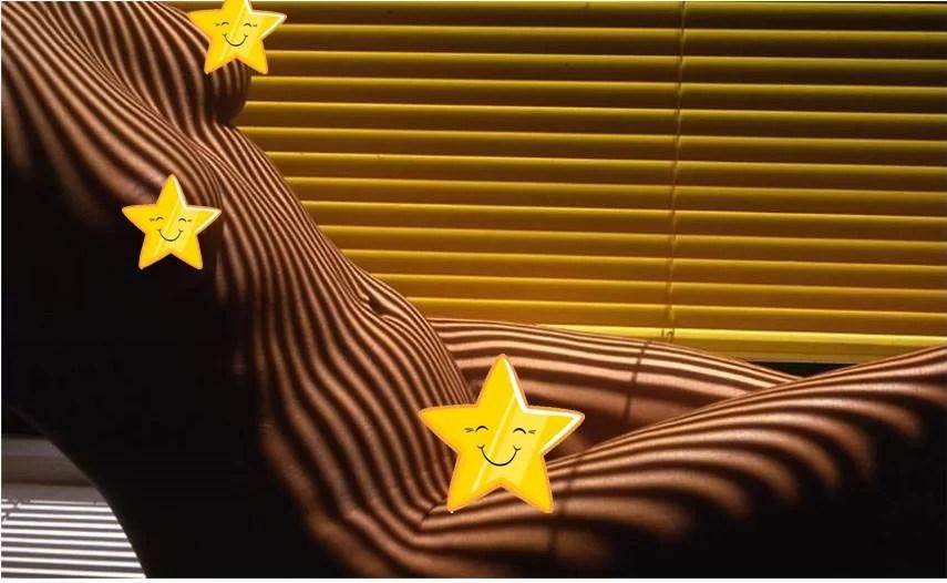 Nude in New York 1979 © Lucien Clergue Per vedere senza censura, clicca sull'immagine