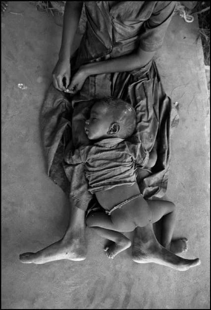 Madras, India. Fonte: www.magnumphotos.com