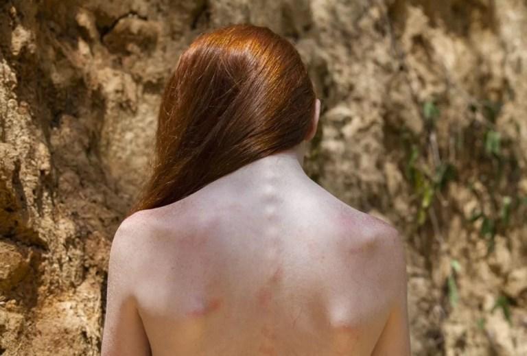 Jacqueline Zilberberg, transizioni<br> e trasformazioni del corpo