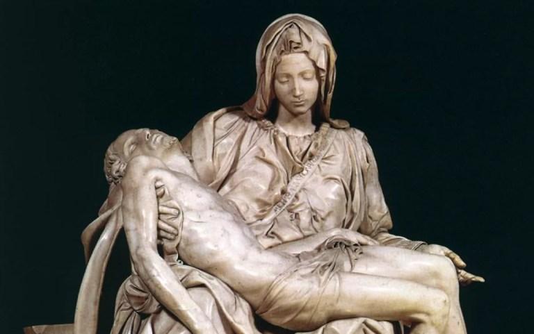 Ai piedi della croce: <br>iconografia della Pietà /5