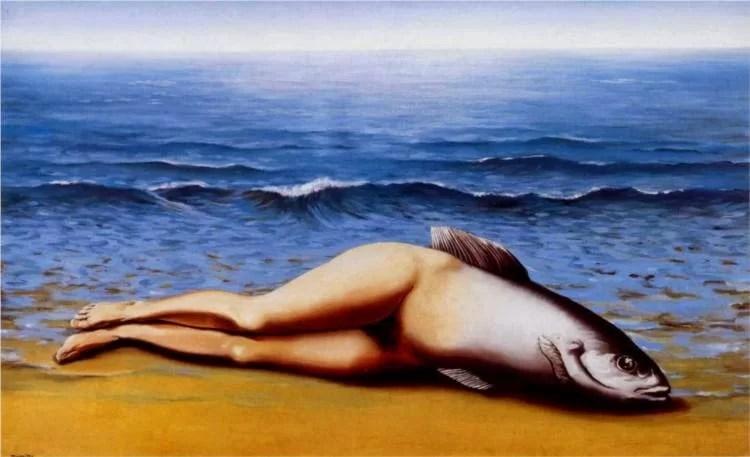 Invenzione collettiva, René Magritte (1934)