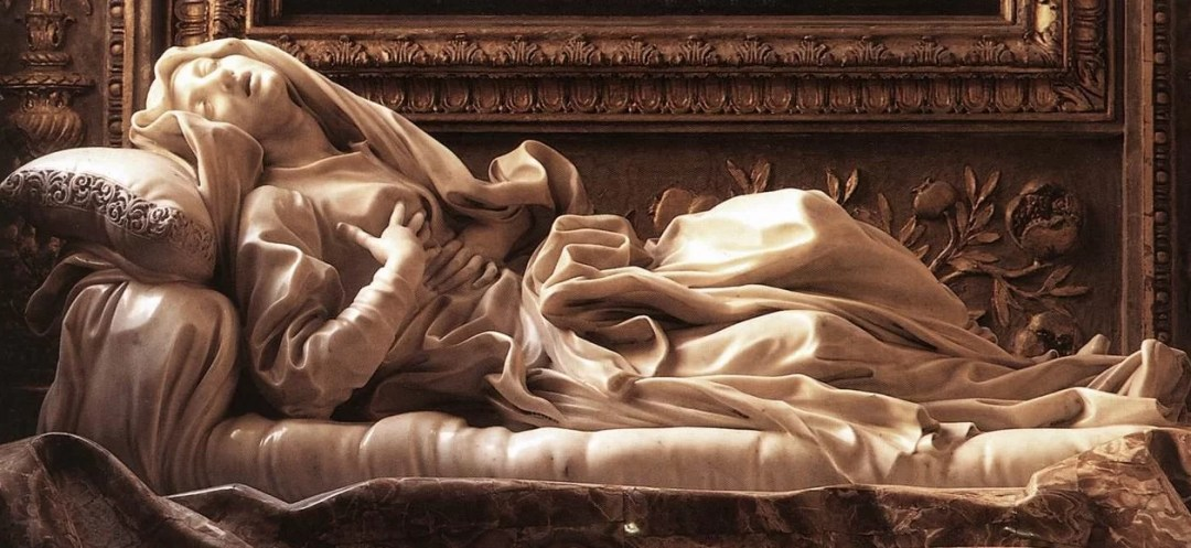 Estasi della Beata Ludovica Albertoni