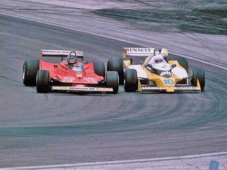 Padri e figli nella Formula 1: Gilles e Jacques Villeneuve