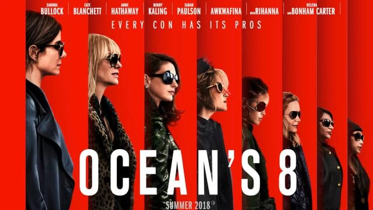 Ocean's 8: un cast tutto al femminile
