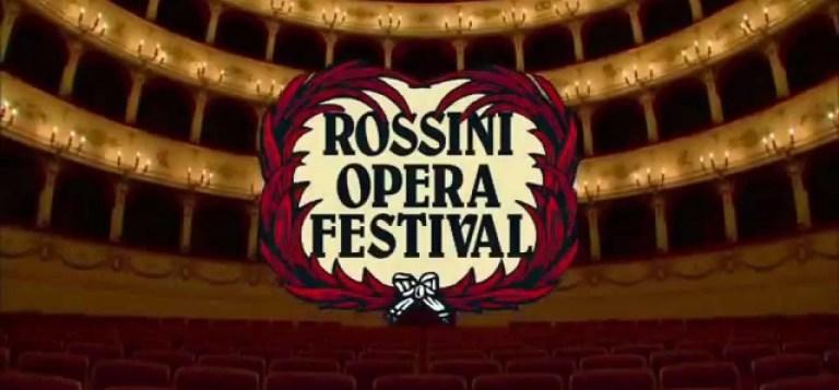 Presentata la XXXIX edizione del Rossini Opera Festival