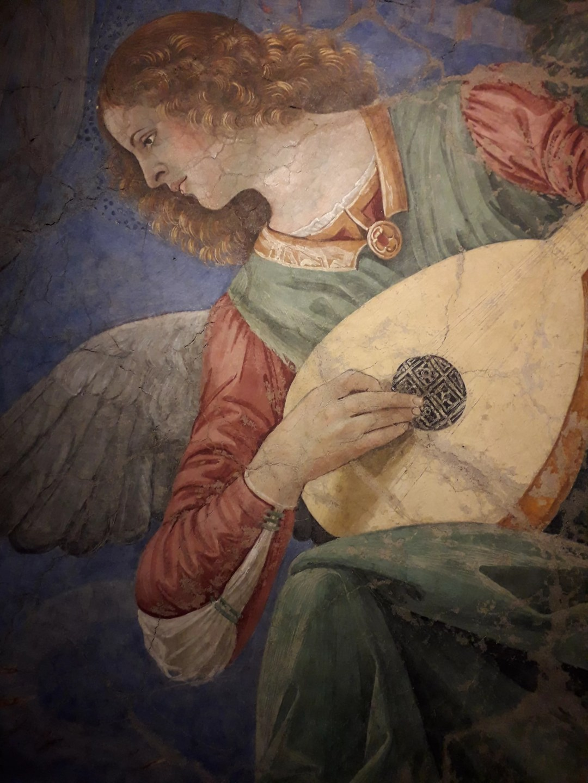 Giovanni Santi mostra