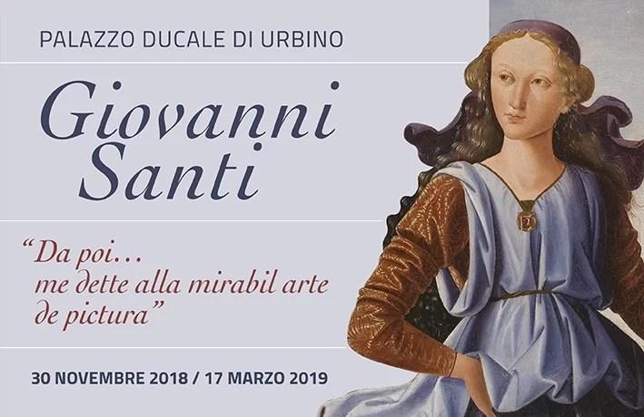 Giovanni Santi in mostra: come Urbino onora il padre di Raffaello