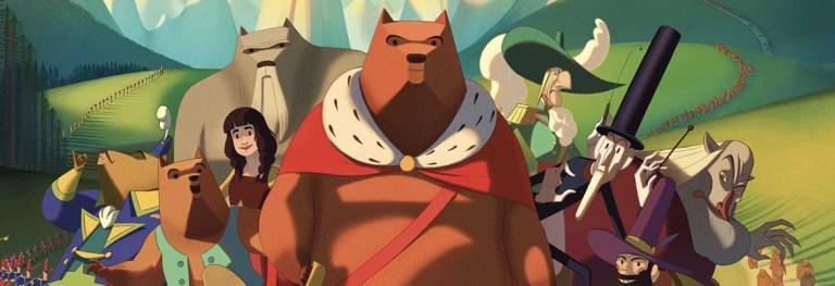 Gli orsi di Mattotti: una fiaba animata