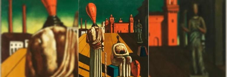 «Le muse inquietanti» di Giorgio de Chirico: solitudine metafisica