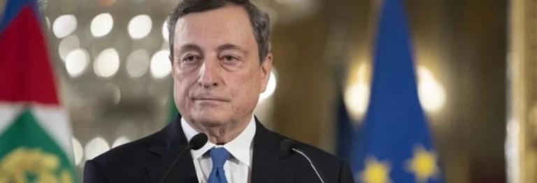 La crisi di governo adesso è nelle mani di Mario Draghi