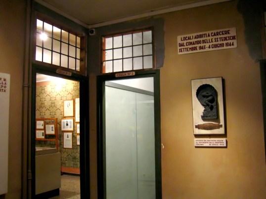 musei della resistenza: museo della liberazione roma