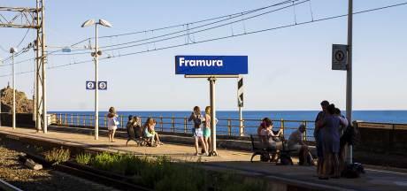 Come visitare Framura arrivando in treno