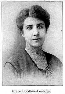 Grace Goodhue Coolidge, 1912