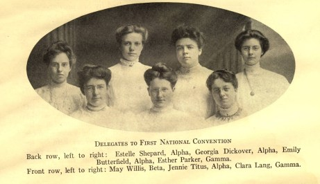 agd 1st convention