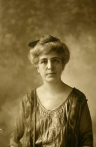 E. Jean Nelson Penfield (courtesy of DePauw University Archives)